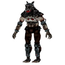 Lycanthrope preview