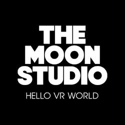 The Moon Studio Logo and Slogan
