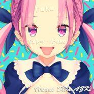 AZKi - Fake.Fake.Fake Album Cover