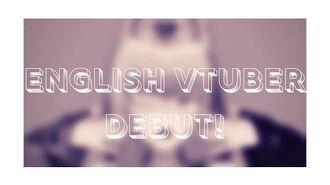 ENGLISH VTUBER DEBUT! -- Kitsune Katsumi