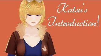 Kitsune Katsu's Introduction Video