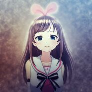 Kizuna AI - Singer Portrait