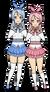 Naoko and Yukino, of course