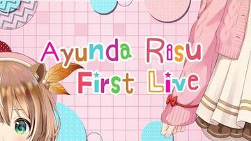 【hololiveID first debut】Can Squirrel be an Idol too ? 【Ayunda Risu】