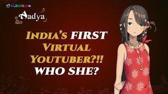 【NIJISANJI IN】New Vtuber from India??!! Namaste 🌸 I'm Aadya