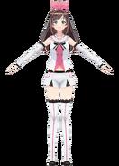 Kizuna AI - Model by Tomitake
