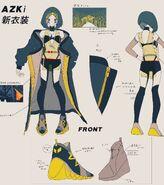 AZKi - Concept Illustration 02