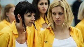 """Najwa Nimri """"La tercera temporada de 'Vis a Vis' es mucho más cañera"""""""