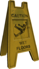 WetFloorSign