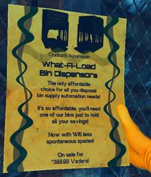 Ad-BinDispenser