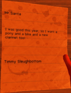SantasRampageNoteTimmySleughbottom