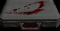 BriefcaseBloody