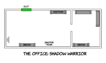 VCD THE OFFICE - Office SW