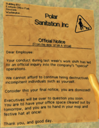 Notice-Santa-Fired
