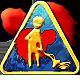 Viscera Cleanup Detail Badge Foil