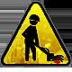 Viscera Cleanup Detail Badge 3