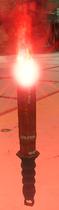 Upright flare
