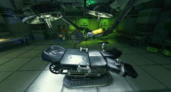 Evil-Science Sawblade