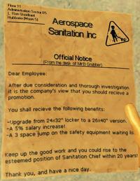 Notice-Promotion