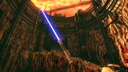 Unearthly Lightsaber1