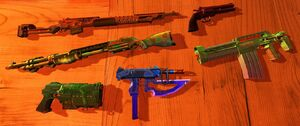 DLC-Santa Toy-Weapons
