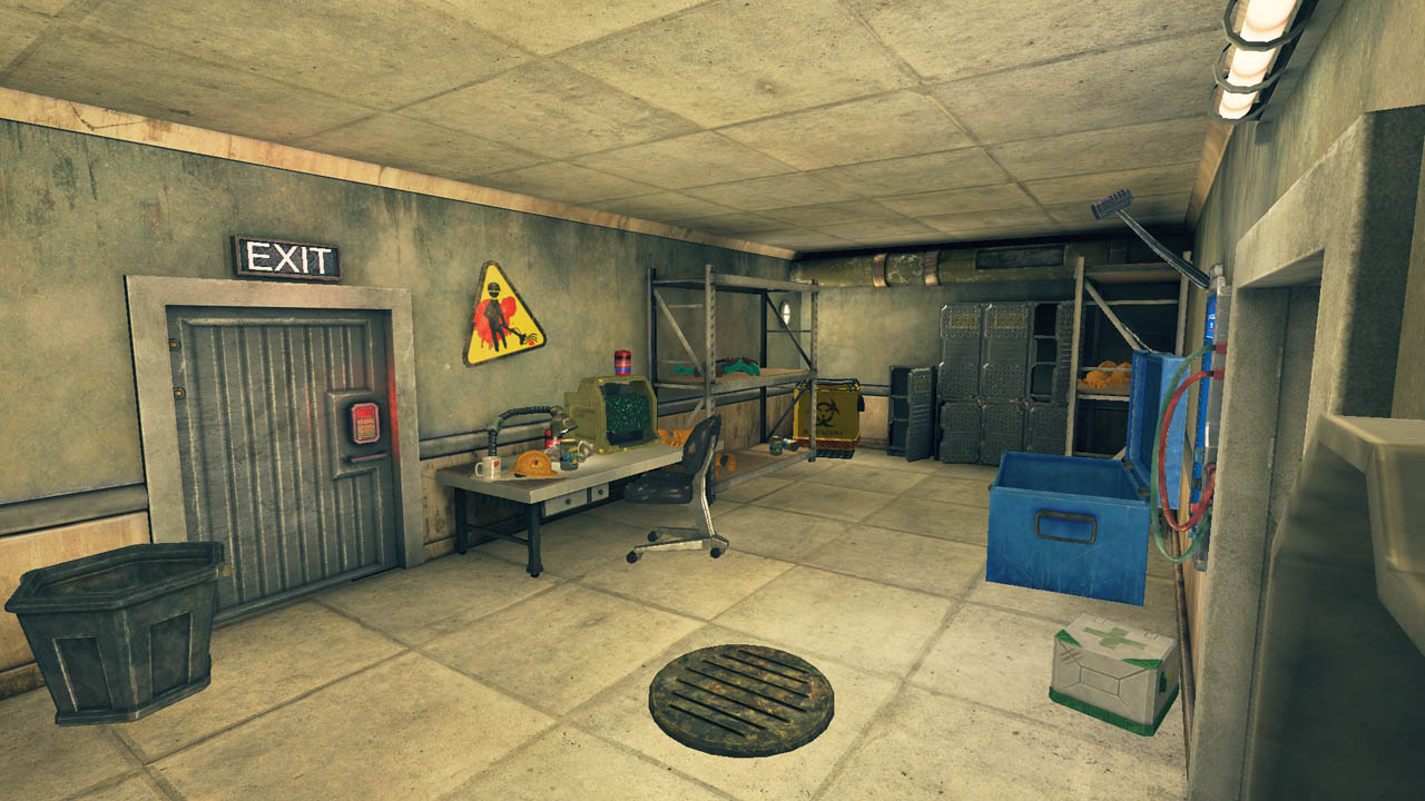 The Office | Viscera Cleanup Detail Wiki | FANDOM powered by Wikia