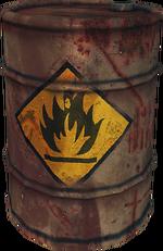 BarrelExplosive