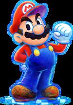 Mario - Mario & Luigi Dream Team
