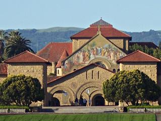 319 Stanford University.