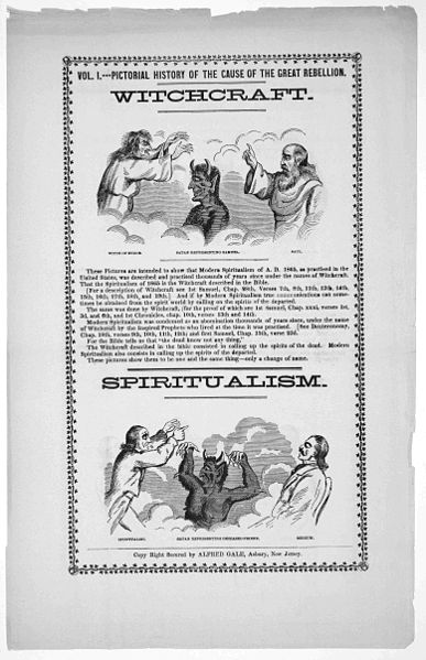 387px-Broadsheet equating spiritualism with witchcraft