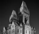Old Arkham Asylum
