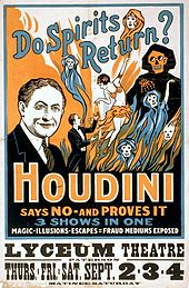 File-Houdini as ghostbuster (performance poster)