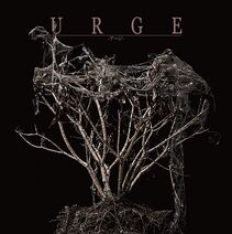 The Thirteen - URGE Album Cover