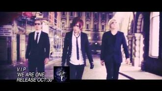 """V.I.P """"WE ARE ONE"""" (PV Spot)"""