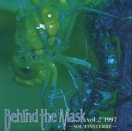 Dir en grey - Behind the Mask Vol.2 Album Cover