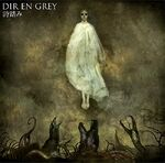 Dir en grey - Utafumi Single Cover