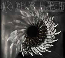 Dir en grey - THE UNRAVELING LE Album Cover