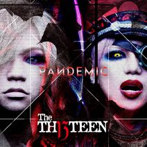 The Thirteen - Pandemic Album Cover