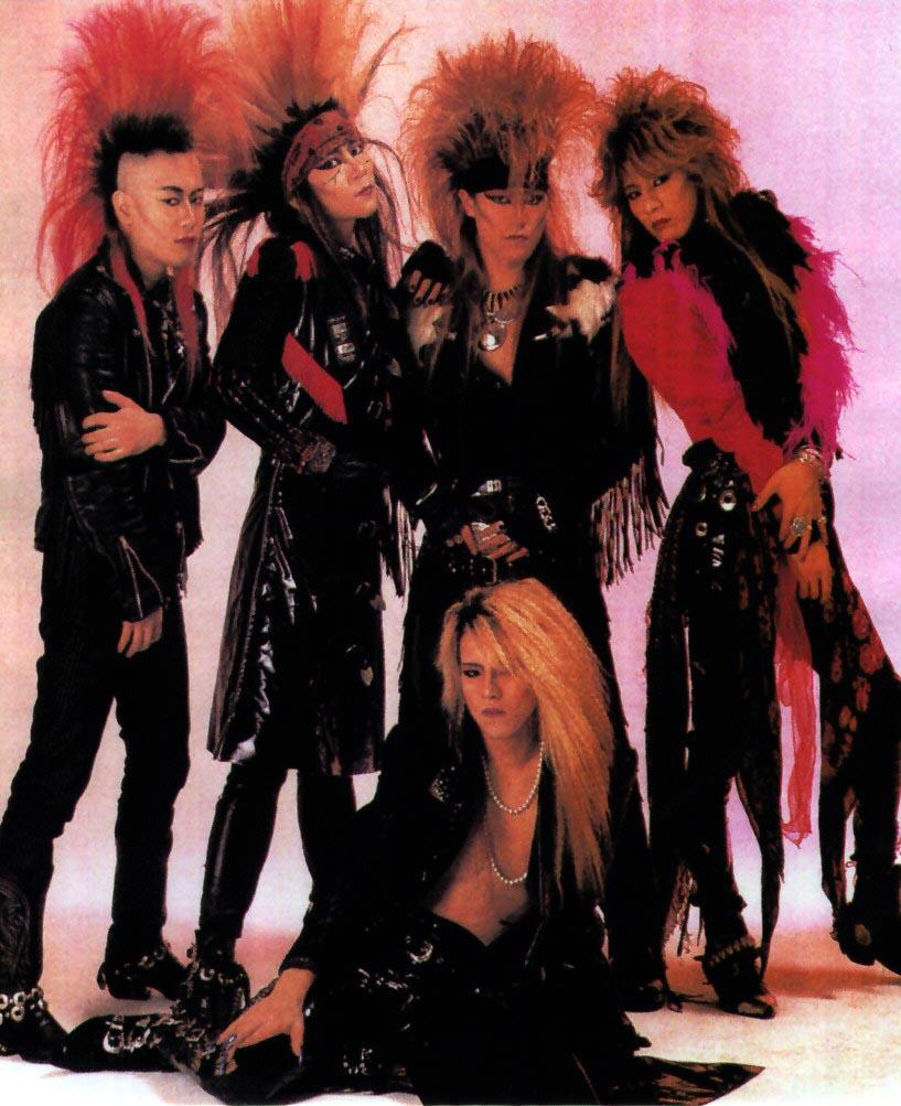 Visual Kei Visual Kei Encyclopaedia Fandom Powered By Wikia