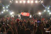 X japan concert