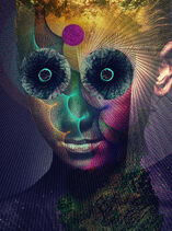 Dir en grey - The Insulated World LE Album Cover