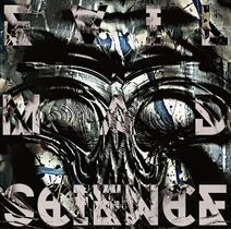 The Thirteen - Evil Mad Science Album Cover