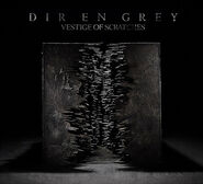 Dir en grey - Vestige of Scratches Album Cover