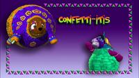 Confetti-itis