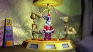 Hudson Santa Outfit
