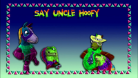 Say Uncle Hoofy