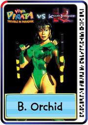 B. Orchid-Killer Instinct-PV
