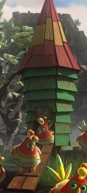 Cluckles House