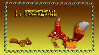 I, Pretztail