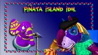 Piñata Island Idol
